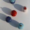 Immagine di vasi scultura melahrana in diversi colori visti dall'alto