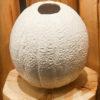 Immagine di melone bianco di ceramica.