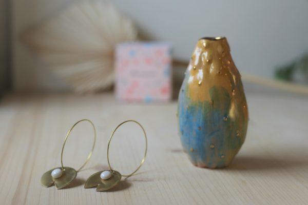Immagine di cofanetto regalo Esotico gioielli e complementi d'arredo in ceramica