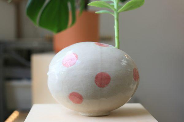 Vaso baby anguria in grès